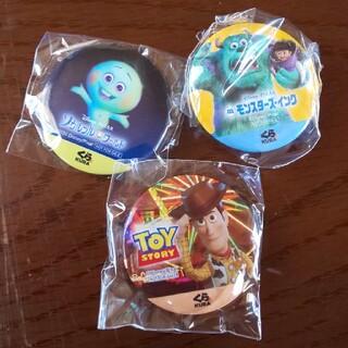 トイストーリー(トイ・ストーリー)のPIXAR くら寿司 缶バッチ(バッジ/ピンバッジ)