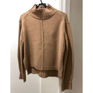 セポ(CEPO)のcepo セーター ニット ベージュ ブラウン(ニット/セーター)
