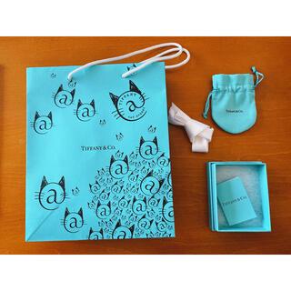 ティファニー(Tiffany & Co.)のティファニー 紙袋 箱(ショップ袋)