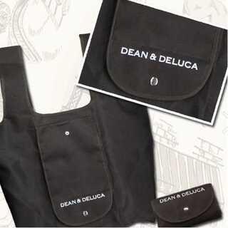 【DEAN&DELUCA】大人気のエコバック★ディーン&デルーカ★ブラウン