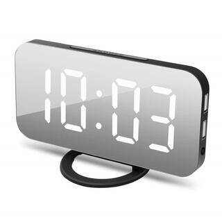 置時計 掛け時計 USB電源式 インテリア 259