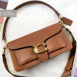 COACH - COACH 73722Tabby Leather Shoulder Bag 26