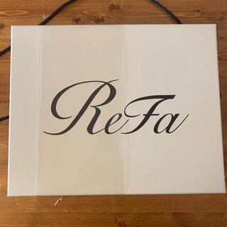 ReFa - 新品未使用 MTG  ReFa    ビューテック ドライヤー ホワイト