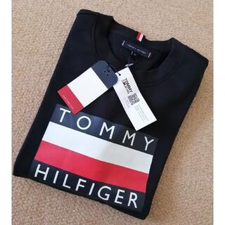 新品 トミー ヒルフィガー tommy hilfiger スウェット ニット(ニット/セーター)