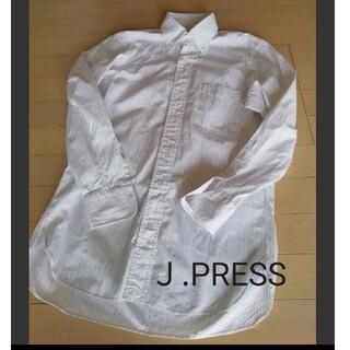 ジェイプレス(J.PRESS)のJ.PRESSストライプシャツ(シャツ)