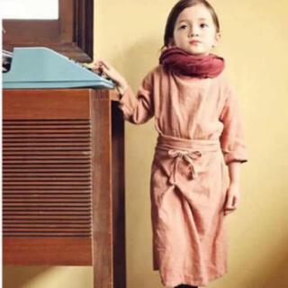 コドモビームス(こども ビームス)の大人気 韓国子供服 ラップワンピース(ワンピース)