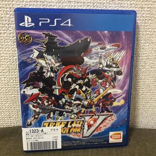 バンダイナムコエンターテインメント(BANDAI NAMCO Entertainment)のスーパーロボット大戦V PS4(家庭用ゲームソフト)