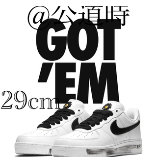ナイキ(NIKE)のPEACEMINUSONE x NIKE AIR FORCE 1 LOW (スニーカー)