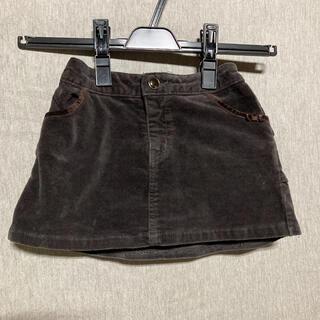 ベベ(BeBe)のBeBe ミニスカート 100(スカート)