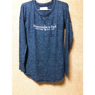 アバクロンビーアンドフィッチ(Abercrombie&Fitch)の【新品】アバクロ ロンT(Tシャツ(長袖/七分))