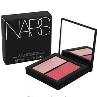 NARS - 美品!NARS ナーズ デュアルインテンシティーブラッシュ 5503 チーク