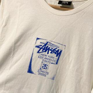 ステューシー(STUSSY)のstussy ステューシー Tシャツ Mサイズ(Tシャツ/カットソー(半袖/袖なし))