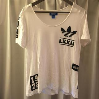 アディダス(adidas)のadidas Tシャツ☺︎(Tシャツ(半袖/袖なし))
