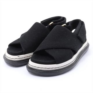 マルニ(Marni)のマルニ  ウール 36 ブラック レディース その他靴(その他)