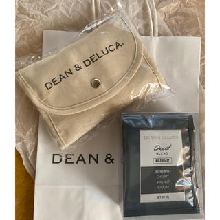 DEAN & DELUCA - ディーン&デルーカ、エコバッグ ショッピングバッグ&ドリップコーヒー