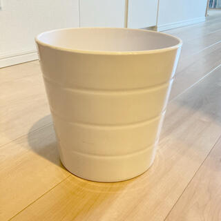 IKEA - 【IKEA】植木鉢 鉢カバー ホワイト