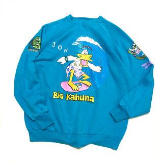 """ロキエ(Lochie)のVINTAGE GRAPHICS SWEAT """"Big Kahuna""""(スウェット)"""