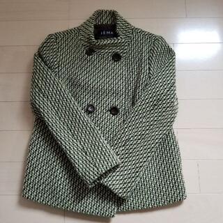 IENA - 【美品】IENAウールジャケットコート