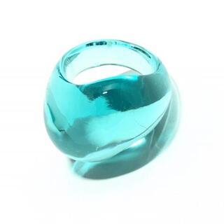 バカラ(Baccarat)のバカラ リング - クリスタルガラス(リング(指輪))