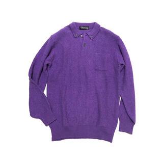 トーガ(TOGA)の80-90's VINTAGE Knit Polo Shirt(ニット/セーター)