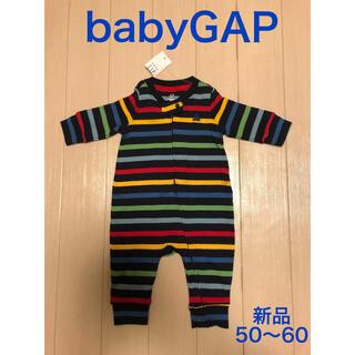 babyGAP - 【新品・未使用品】baby GAP ロンパース 50〜60