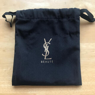 Yves Saint Laurent Beaute - イヴ・サンローラン 巾着