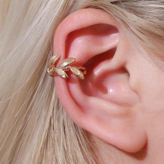 BEAUTY&YOUTH UNITED ARROWS - ゴールドイヤーカフ リーフ gold ear cuff leaf