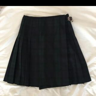マーガレットハウエル(MARGARET HOWELL)のMHL プリーツスカート(ひざ丈スカート)