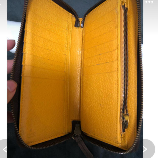 Gucci(グッチ)のGUCCI 財布 長財布 メンズのファッション小物(長財布)の商品写真