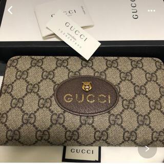 Gucci - GUCCI 財布 長財布