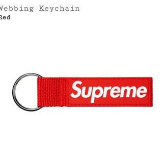 Supreme - Supreme キーリング レッド
