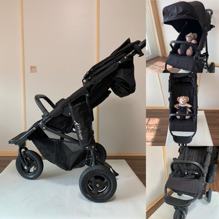 AIRBUGGY - エアバギーAirBuggy COCO PREMIER PIANO BLACK