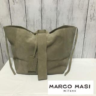 ユナイテッドアローズ(UNITED ARROWS)のMARCO MASI マルコマージ ハンドバック リアルスエード グッチ コーチ(ハンドバッグ)