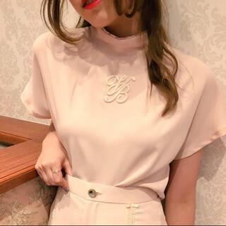 Verybrain - フリマサイト最安値 verybrain 刺繍ブラウス 新品未使用タグ付き