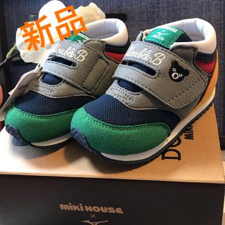 mikihouse - ミキハウスDOUBLU-B靴 13.5㎝