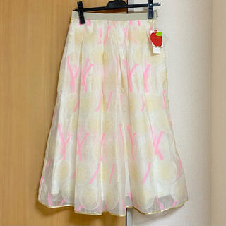 franche lippee - フランシュリッペ  わたげスカート