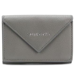 Balenciaga - BALENCIAGA ペーパーミニウォレット ミニ財布