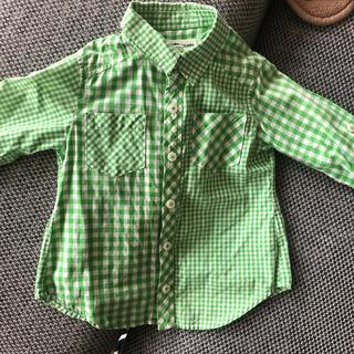 グリーンレーベルリラクシング(green label relaxing)のグリーンレーベル♡シャツ(Tシャツ/カットソー)