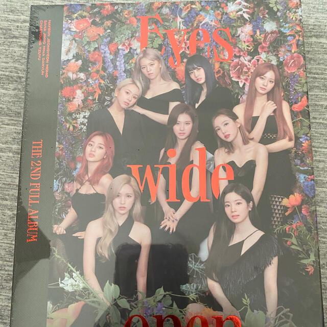 Waste(twice)(ウェストトゥワイス)のTWICEトレカ エンタメ/ホビーのCD(K-POP/アジア)の商品写真