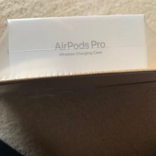 アップル(Apple)のエアーポッズ プロ 海外正規品(ヘッドフォン/イヤフォン)
