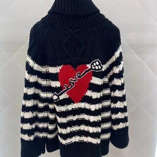 レッドヴァレンティノ(RED VALENTINO)のREDVALENTINO セーター(ニット/セーター)