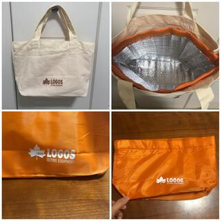 ロゴス(LOGOS)の【新品・未使用】logos お弁当保冷バッグ(弁当用品)