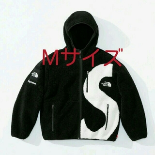 Supreme - Supreme S Logo Hooded Fleece Jacket Mサイズ