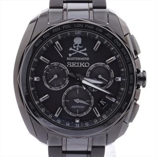 セイコー(SEIKO)のセイコー アストロン マスターマインドコラボ 150本限定 SS   メン(腕時計(アナログ))