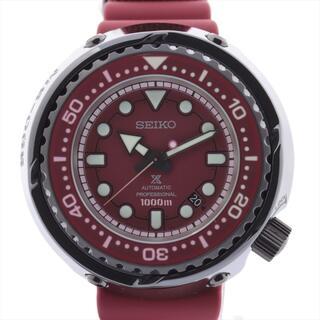 セイコー(SEIKO)のセイコー プロスペックス SS×ラバー   メンズ 腕時計(腕時計(アナログ))