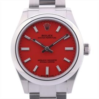 ROLEX - ロレックス オイスターパーペチュアル SS   ユニセックス 腕時計