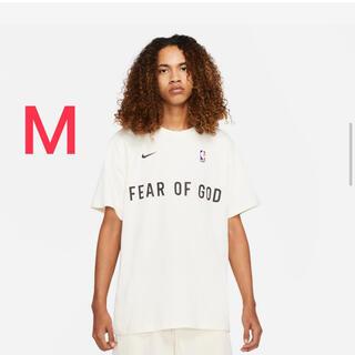 NIKE - NIKE Fear of God ウォームアップ Tシャツ Mサイズ
