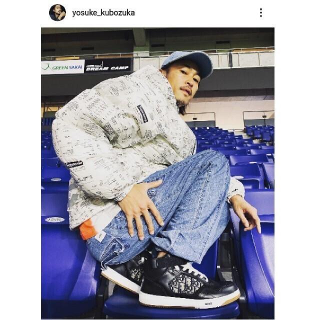 Supreme(シュプリーム)のSupreme Hooded Down Jacket RECEIPTS メンズのジャケット/アウター(ダウンジャケット)の商品写真