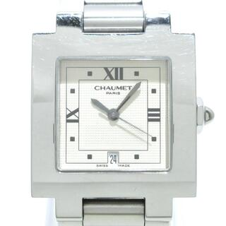 CHAUMET - ショーメ 腕時計 スタイルカレ W04635-030