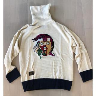 glamb - グラム ジョジョの奇妙な冒険 コラボ セーター